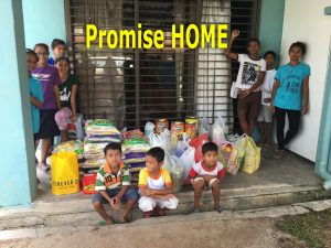 Donation Drive to Promise H
