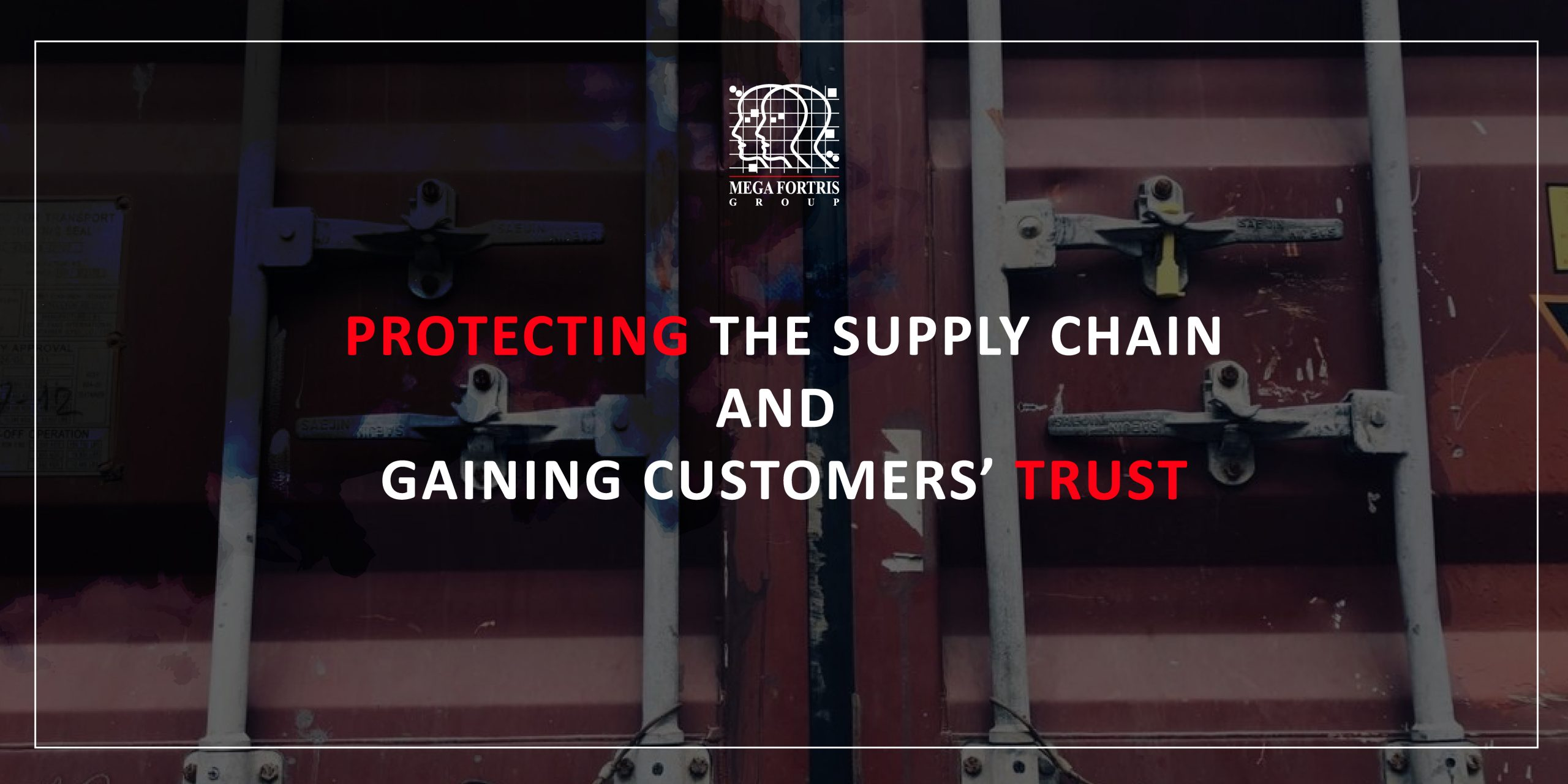 logistics supply chain security