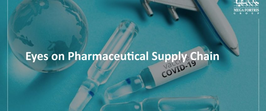 Eyes on Pharmaceutical Supply Chain