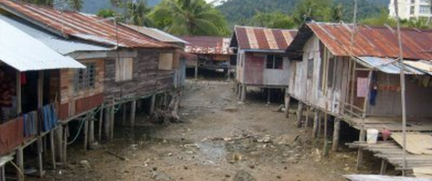 poor communities in malaysia