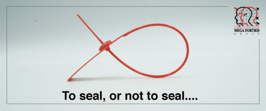 To seal, or not to seal? Choose the right security seals for your application needs